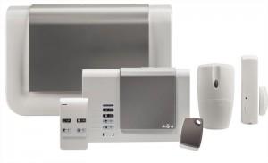 Pack alarme sans fil Initial - Diagral