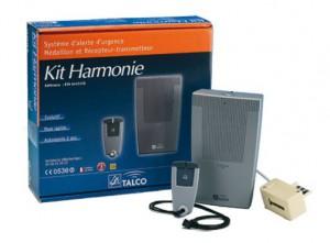 Alarme de maison Delta Dore - Kit Harmonie